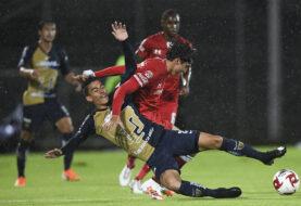 Pumas empatan con Toluca y caen eliminados de Copa por México