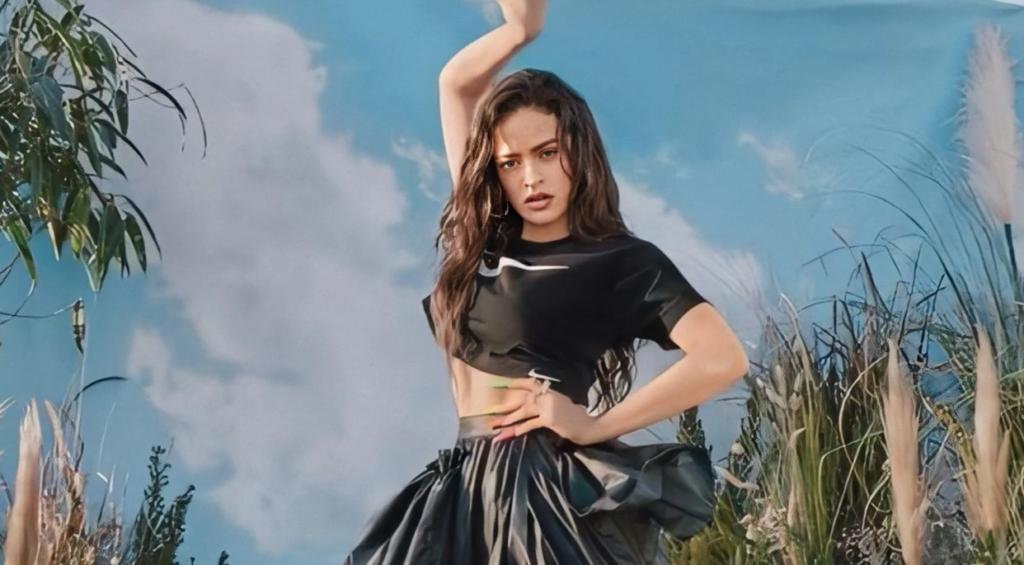 Rosalía será imagen de campaña de Nike