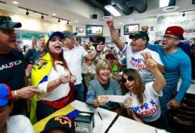 Senadores demócratas piden a Trump el TPS para los venezolanos