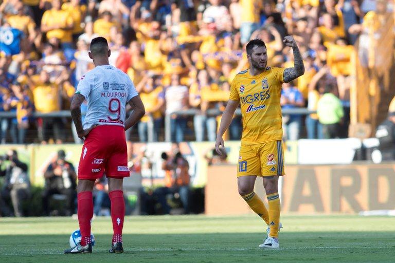 Tigres visitarán al Necaxa en el inicio del Apertura, luego de cambios