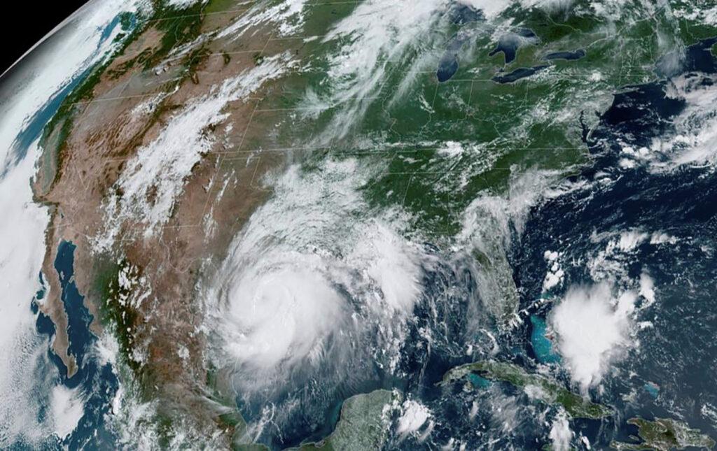 Tormenta Hanna se degrada a depresión en noreste de México