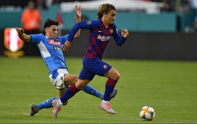 UEFA confirma que el partido Barcelona-Nápoles si jugará