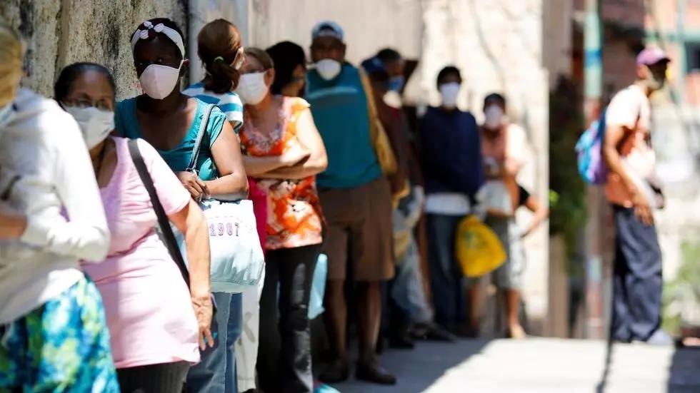Venezuela llega a 11.891 casos de COVID con un fuerte crecimiento en Caracas