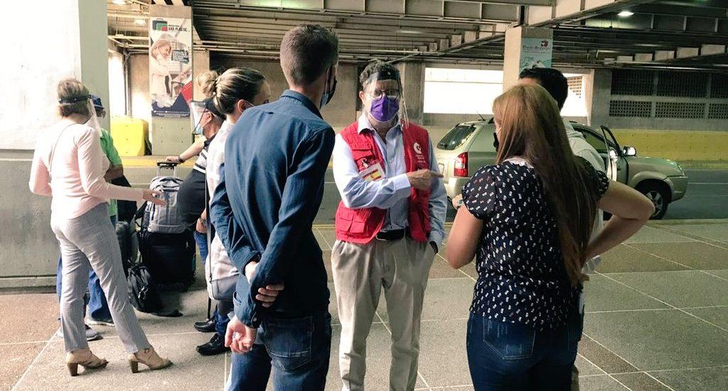 Venezuela sigue sin dar razón de la suspensión de vuelo humanitario a España
