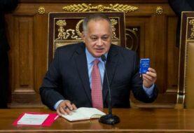 Diosdado Cabello da positivo al COVID-19