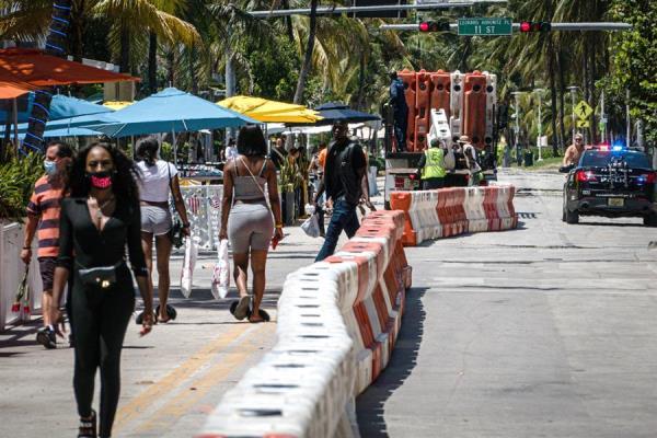 EE.UU., Brasil y México siguen encabezando incremento de contagios por coronavirus