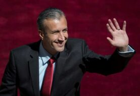 Vicepresidente económico de Venezuela Tareck el Aissami tiene COVID-19