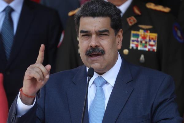 """Maduro dice que llegó a Venezuela """"el brote verdadero"""" de COVID-19"""