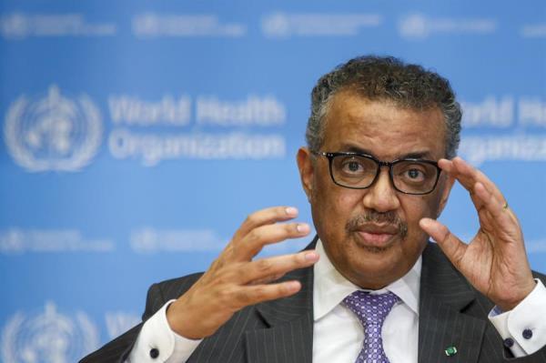 """OMS: la pandemia puede """"ir a peor"""" por errores de los gobiernos"""