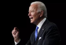 """Biden insta a la unidad para superar """"esta época de oscuridad"""" en EEUU"""