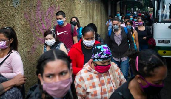 Mueren 12 personas por COVID-19 en el día más negro de pandemia en Venezuela