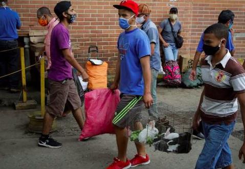 Venezuela suma séptimo día seguido con más de 1.000 nuevos casos de COVID-19