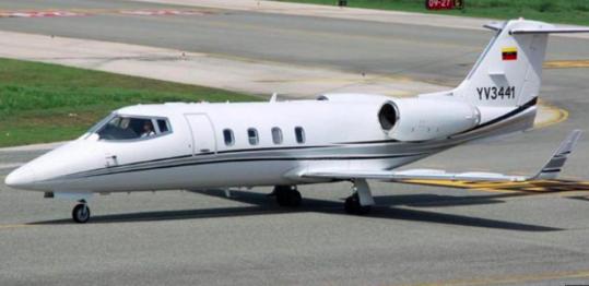 Oposición vincula a Maduro con avión con armas y dinero incautado en EEUU
