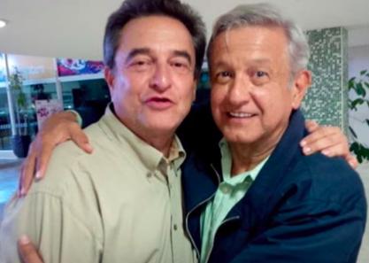 Video revela a hermano de AMLO recibiendo dinero para campaña presidencial