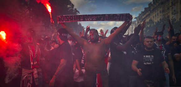 Detenidas 148 personas en París por disturbios tras la final de Champions