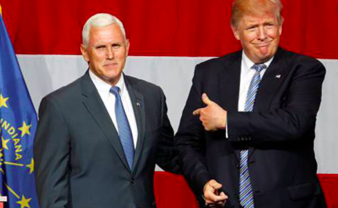 Pence ratificado como candidato republicano a vicepresidencia