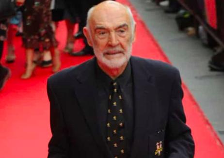 Sean Connery el carismático James Bond cumple 90 años