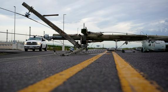 Luisiana y Texas sin víctimas y con daños menores tras el impacto de Laura