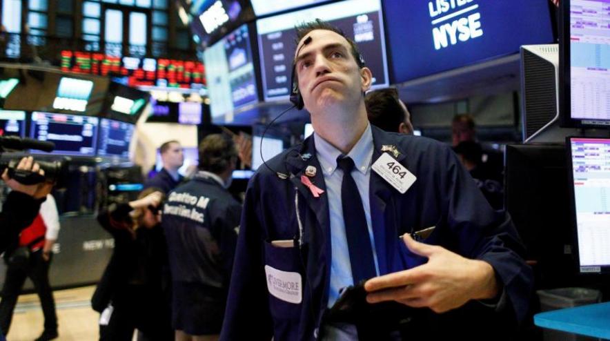 Desplome económico de EEUU fue menor a lo calculado