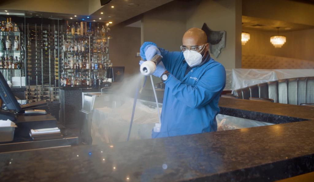 EEUU autoriza uso de desinfectante que mata coronavirus y efecto dura 7 días