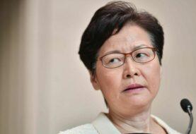 EEUU sanciona a la jefa de Gobierno de Hong Kong