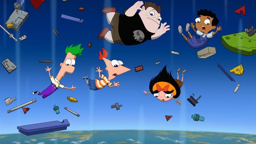 """El humor optimista de """"Phineas and Ferb"""" vuelve para reunir a padres e hijos"""