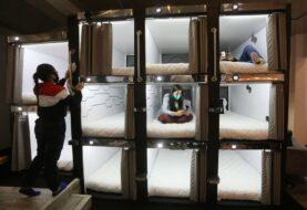 Emprendedores en Colombia innovaron en hospedaje en cápsulas
