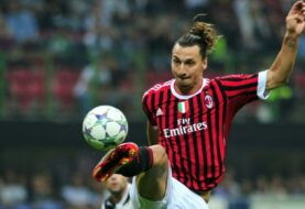 Ibrahimovic renueva con el Milan por una temporada