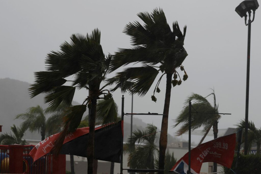 Marco debilitado a tormenta se acerca a Luisiana, mientras Laura barrerá Cuba