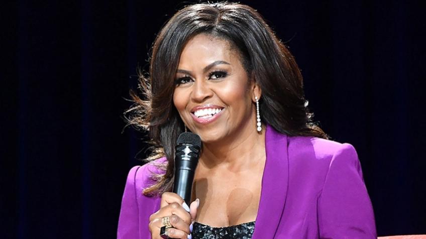 """Michelle Obama con una """"leve depresión"""" por pandemia"""