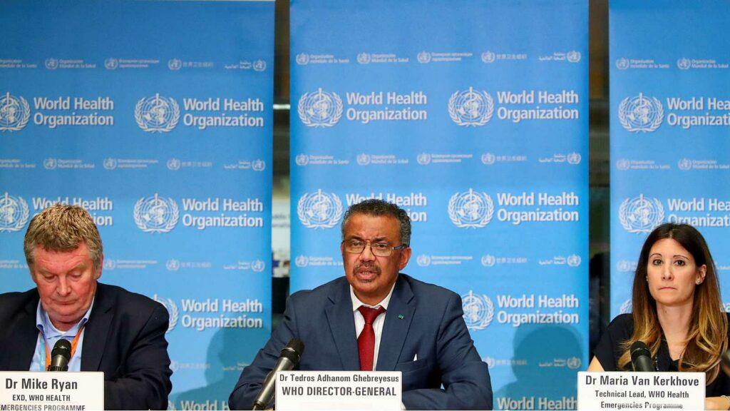OMS invita a todos los países al plan para reparto justo de vacunas anticovid