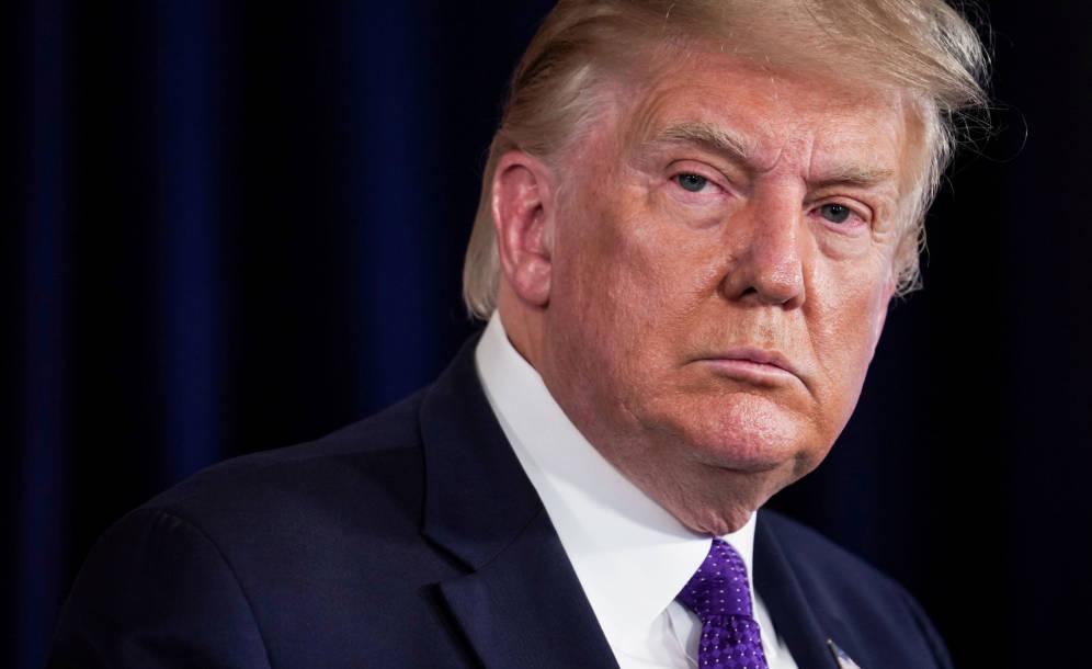 Trump insiste en su campaña contra el voto por correo