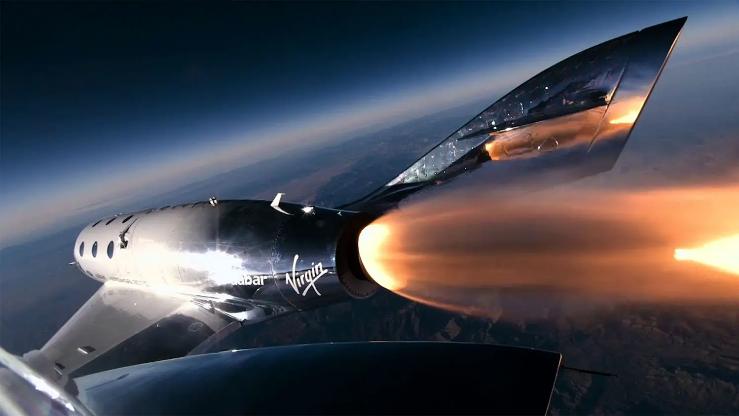 Virgin Galactic se alía con Rolls Royce para construir aviones
