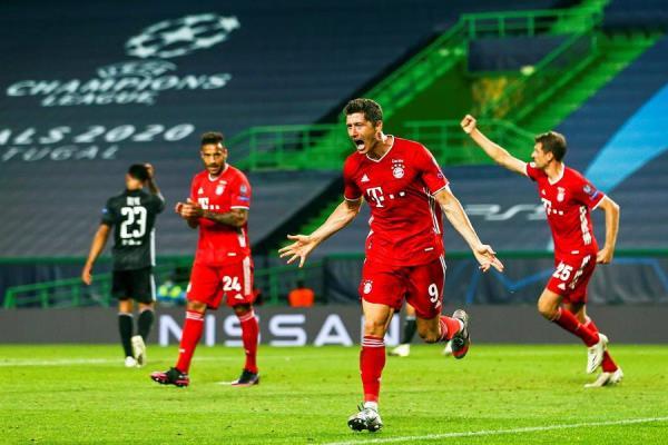 """Bayern supera al Lyon y se cita con el PSG en la final de la """"Champions"""""""