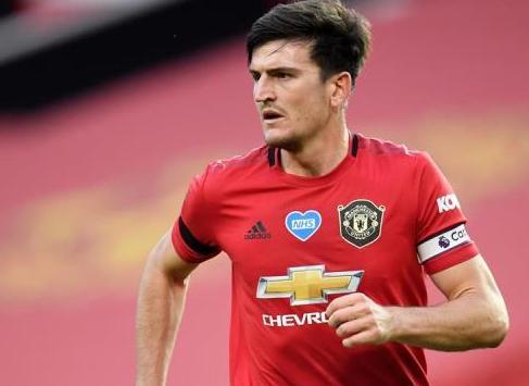 Capitán del Manchester United Harry Maguire fue arrestado en Mykonos