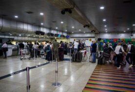 Venezuela prolonga hasta el 12 de septiembre el cierre de vuelos por coronavirus