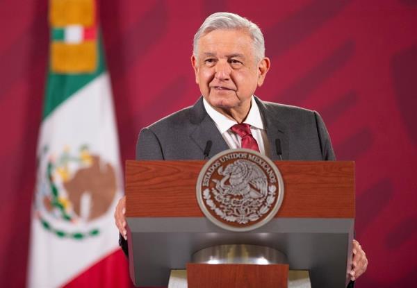 """López Obrador: """"México era un narco-Estado en Gobiernos anteriores"""""""
