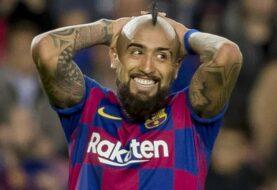 """Arturo Vidal: """"Me voy muy orgulloso de haber vestido esta camiseta"""""""