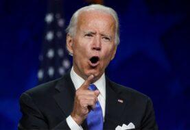 Biden dice que a los latinos les va a ir mejor sin Trump