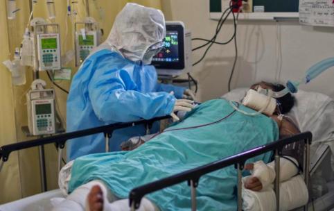 México es el país con más sanitarios muertos por el COVID-19 con 1.320