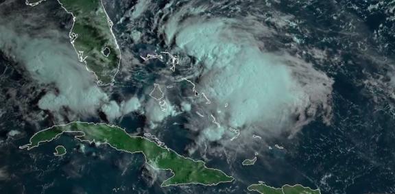 Dos depresiones tropicales en el Atlántico alcanzarán fuerza de tormenta