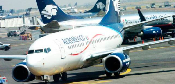 Aeroméxico recupera vuelos mientras plantearía 1.000 despidos por el COVID-19