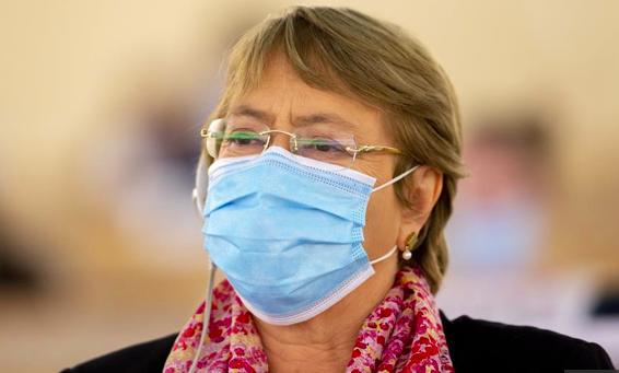 Bachelet llama a los líderes políticos a reconocer los abusos a las mujeres