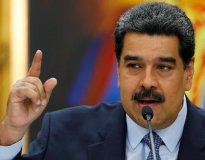 Maduro acusa a Capriles de liderar campaña mundial para sabotear legislativas