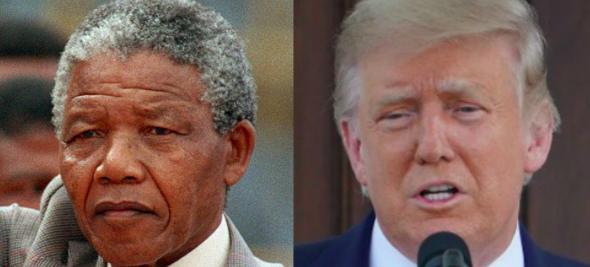 Fundación Mandela critica a Trump por supuesta ofensa al exlíder sudafricano
