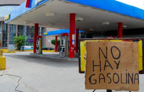 Gobierno venezolano anuncia un nuevo plan de contingencia ante escasez de gasolina