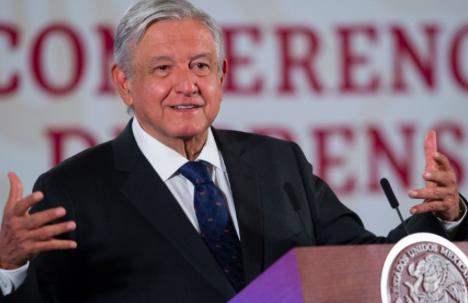 AMLO pedirá consulta para juzgar a expresidentes por falta de apoyos