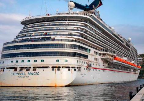 Carnival pierde 2.900 millones de dólares por el impacto del coronavirus