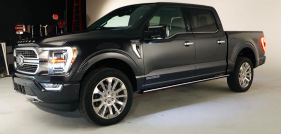 Ford tendrá en Detroit una nueva planta de montaje para la F-150 eléctrica