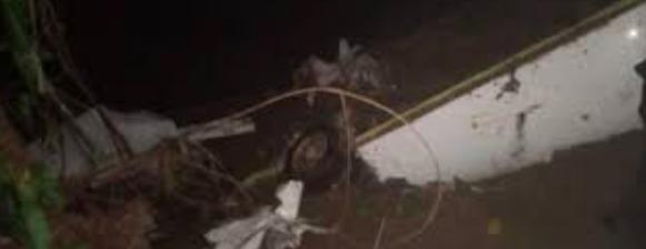 Avioneta que transportaba droga procedente de Venezuela cae en Guatemala